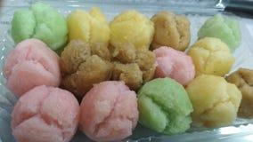 Mangkok Cake royalty free stock photos