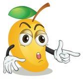 Mango vektor illustrationer