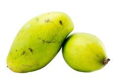 Mango. On white background Royalty Free Stock Image