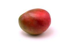 Mango. Isolated mango on white background stock photo