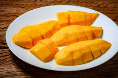 mango Foto de Stock Royalty Free