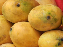 Mango Abstract Royalty Free Stock Images