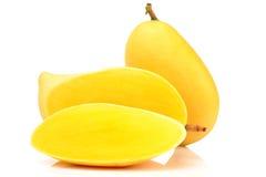Mango amarillo Imagen de archivo