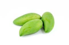 Mango, asian fresh fruit on isolated Stock Image