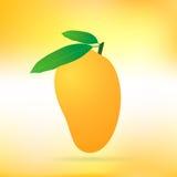 Mango background Stock Image