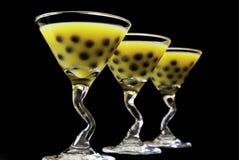 Mango Bubble Tea Stock Photo