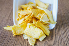 Mango chips Royalty Free Stock Images