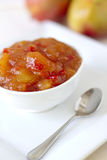 Mango Chutney Stock Photo