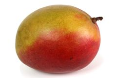 Mango (with clipping path) Stock Images
