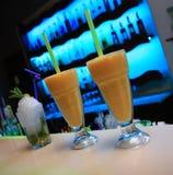 Mango coctail Royalty Free Stock Photo
