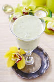 Mango cold drink Stock Photo