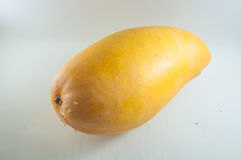 Mango cultivars Nam Dok Mai See Thong Stock Photo