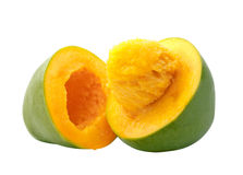 Mango Cut Open Stock Photos
