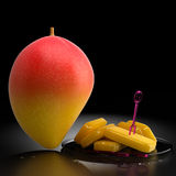 Mango. Royalty Free Stock Images