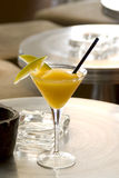 Mango Daiquiri stock photography