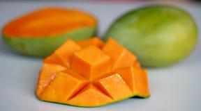 Mango de Indramayu imagen de archivo libre de regalías