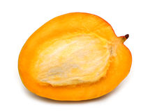 Mango della fetta Fotografie Stock