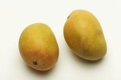 Mango di Alphonso dalla maharashtra India Immagini Stock