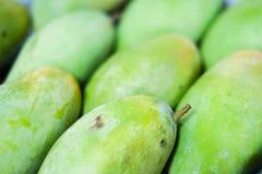 Mango dla świadczeń zdrowotnych - owocowy tło lub tekstura Obraz Royalty Free