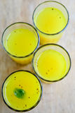 Mango Drink Stock Images