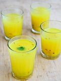 Mango Drink Royalty Free Stock Images
