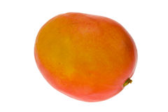 Mango fresco imagenes de archivo