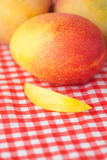 Mango fruit Stock Photography