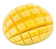 Mango fruit isolated stock image