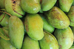 Mango. Is a fruit native to Thailand Royalty Free Stock Photos
