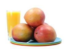 Mango fruit Royalty Free Stock Photos