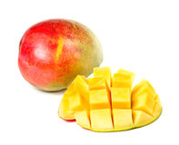 The mango fruit Royalty Free Stock Image
