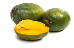 Mango fruit Stock Photo