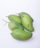 Mango or green mango on a background. Stock Image