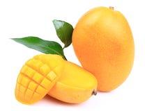 Mango. Isolated on white background Stock Image