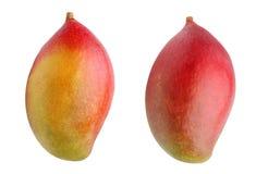 Mango, isolated on white background. Royalty Free Stock Photo