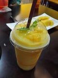 Mango Juice Royalty Free Stock Images
