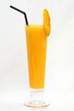 Mango Juice Stock Photography