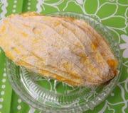 Mango kernel Stock Images