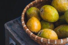 Mango - King of Fruits stock images