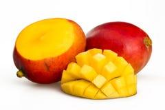 Mango klaar te eten stock foto's