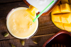 Mango lessi Lizenzfreies Stockfoto