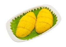 Mango maduro Foto de archivo libre de regalías