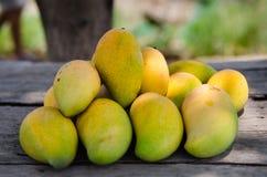 Mango maduro fresco Fotos de archivo