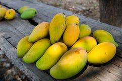Mango maduro fresco Foto de archivo