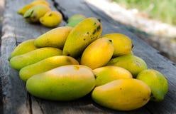 Mango maduro fresco Fotografía de archivo