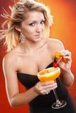 Mango magarita Royalty Free Stock Photography
