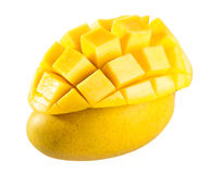 Mango. mango dulce en fondo. Fotos de archivo