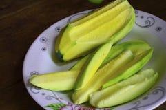 Mango, mango Ekiiweswi Royalty-vrije Stock Afbeelding