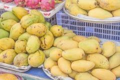 Mango market Stock Photography
