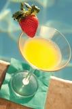 Mango martini Fotografía de archivo libre de regalías